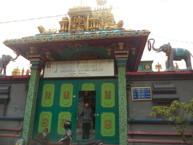 Kuil Hindu Tertua di Medan