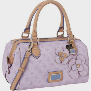 GUESS Persuasion Small Box Satchel