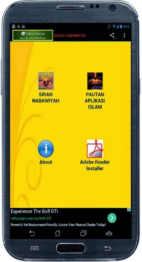 5 Aplikasi Android Terbaik Gratis untuk Sirah Nabawiyah