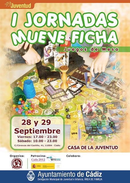 I jornadas Mueve Ficha en Cádiz Cartel+Jornadas+Mueve+Ficha