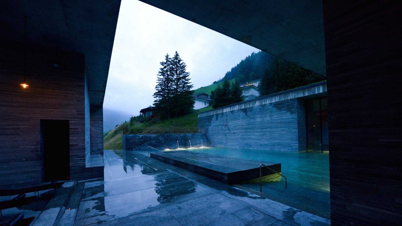 peter zumthor therme