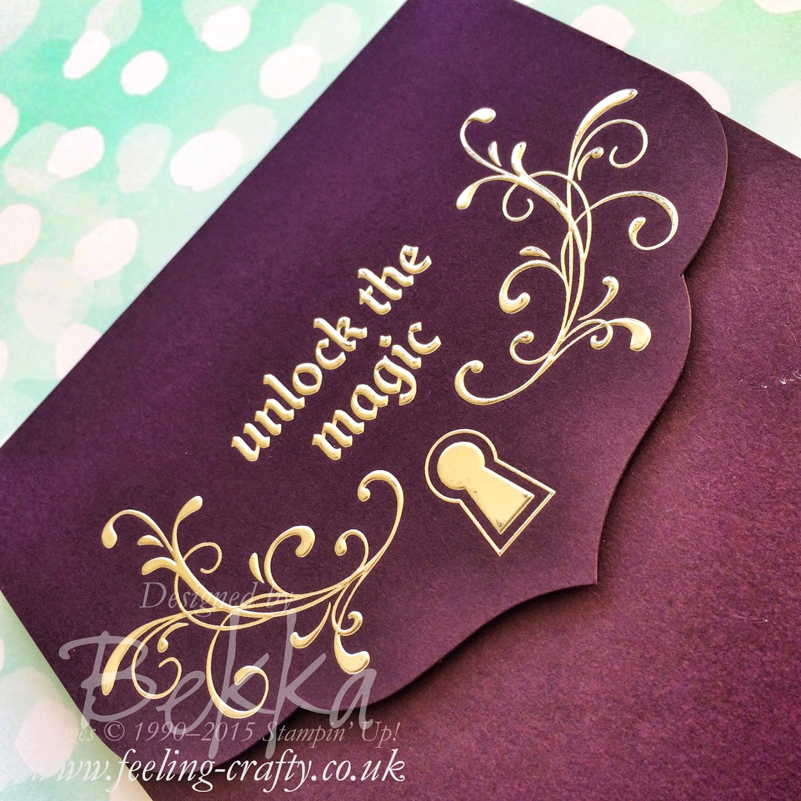 Disney with Stampin' Up! How amazing.  It could be you - find out how here