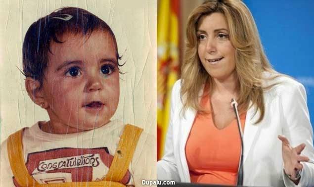 Susana Díaz, candidata por el PSA