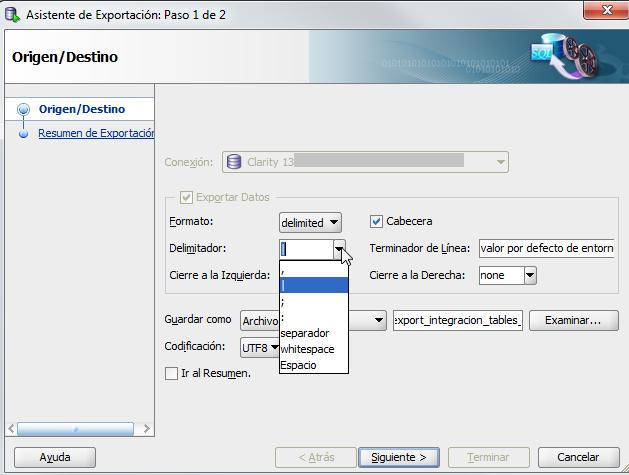 Bloglon it informatica gadgets media databases csv - Oracle sql developer copy table ...