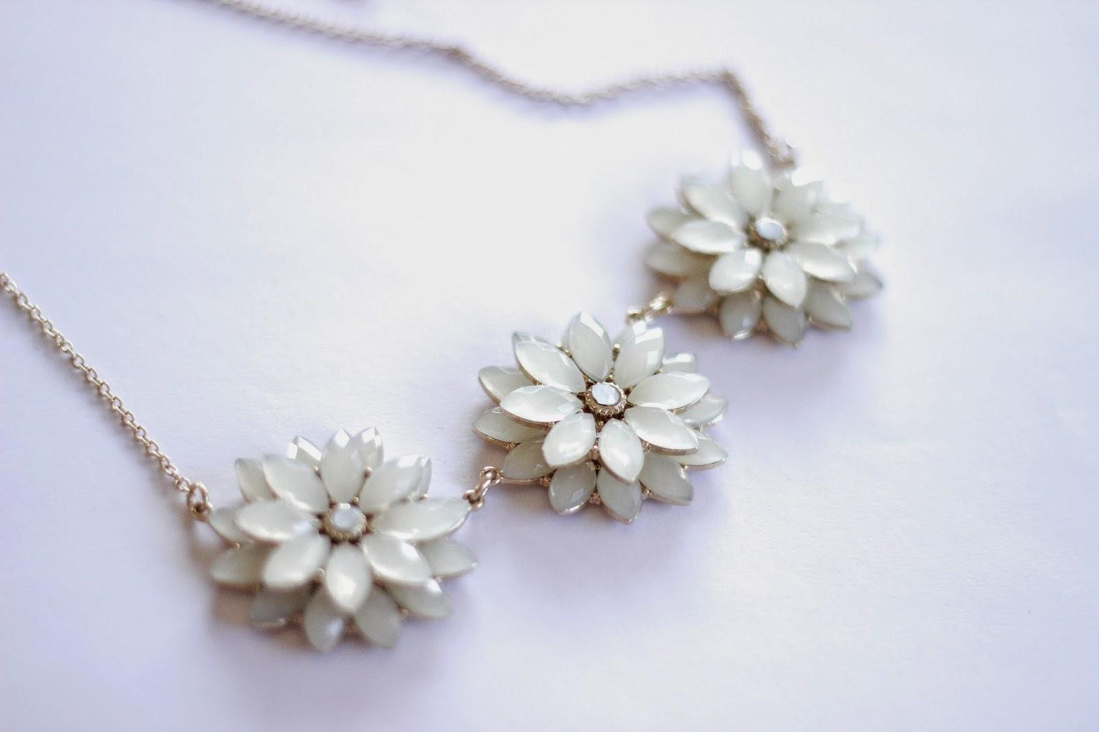 shoplog haul H&M juwelen