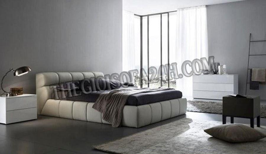 Giường ngủ GN029