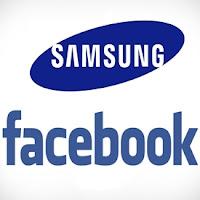 Samsung e Facebook