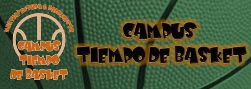 Campus Tiempo de Basket