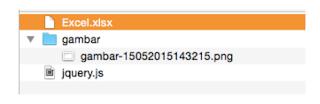 Screen%2BShot%2B2015 05 30%2Bat%2B10.39.09%2BAM - Tutorial Codeigniter : Cara Import Excel Pada Codeigniter