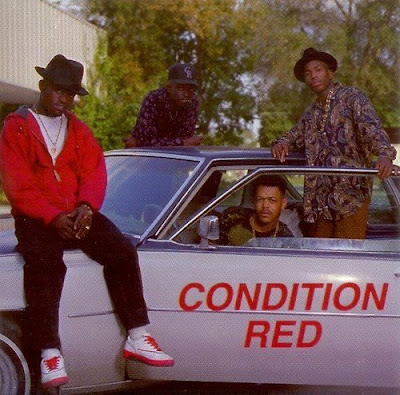 Condition Red – Don't Get Caught Slipping (CDS) (1993) (320 kbps)