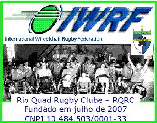RIO QUAD RUGBY CLUBE
