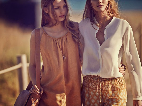 Massimo Dutti mujer nuevas prendas de moda para el verano