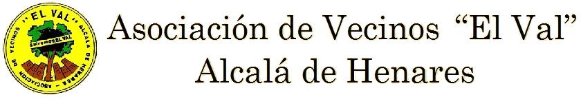 Asociación de Vecinos El Val - Alcalá de Henares