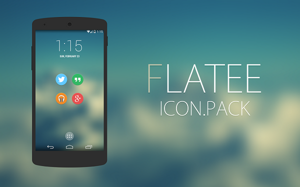Faint - Icon Pack apk