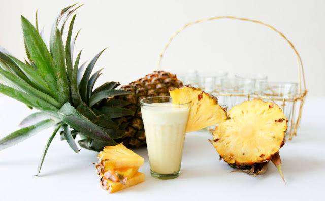 Virgin Pina Colada Kombucha Tea recipe
