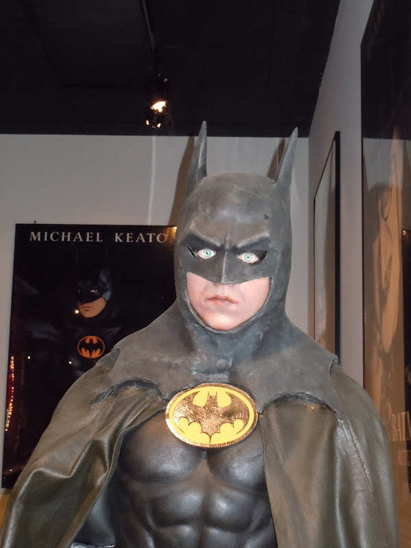 Michael Keaton Batman mask