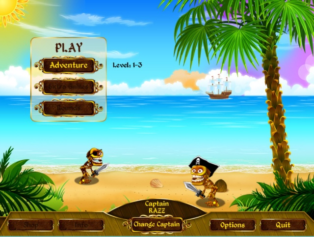 Skeleton Pirates PC Game Free Download