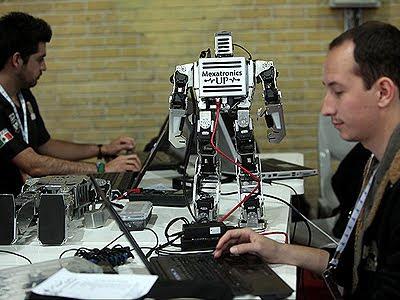 RoboCup IranOpen 2012
