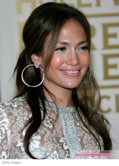 Peinados Jennifer Lopez - Copia el peinado de Jennifer López en los Globos de Oro