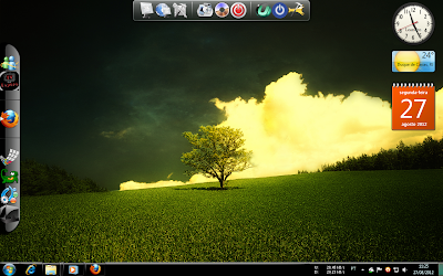 Tema OutThere Para Windows 7 Capa