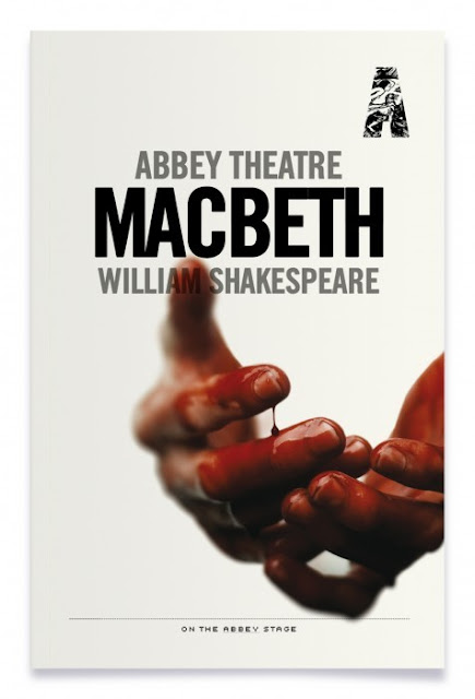 Macbeth and the Abbey Theatre materials by Zero G, part of the 100 Archive