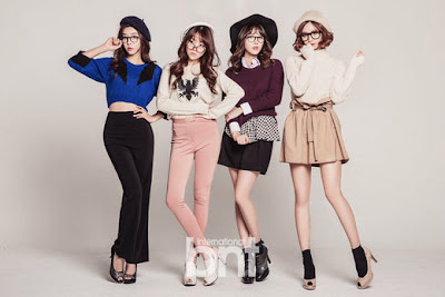 Girl's Day bnt International 2013