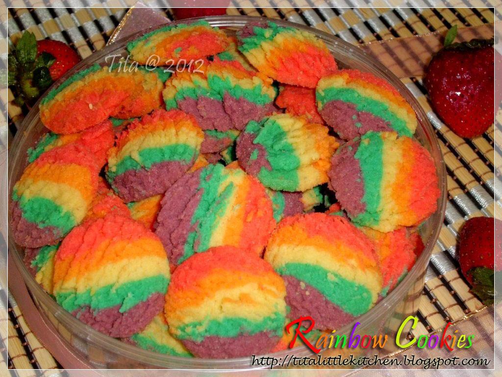 Aneka Resep Rainbow Cake Cara Membuat Kue Pelangi Asli Berita Picture