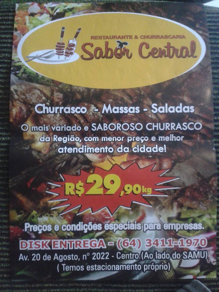 VENHA CONFERIR O MELHOR SABOR DE CATALÃO