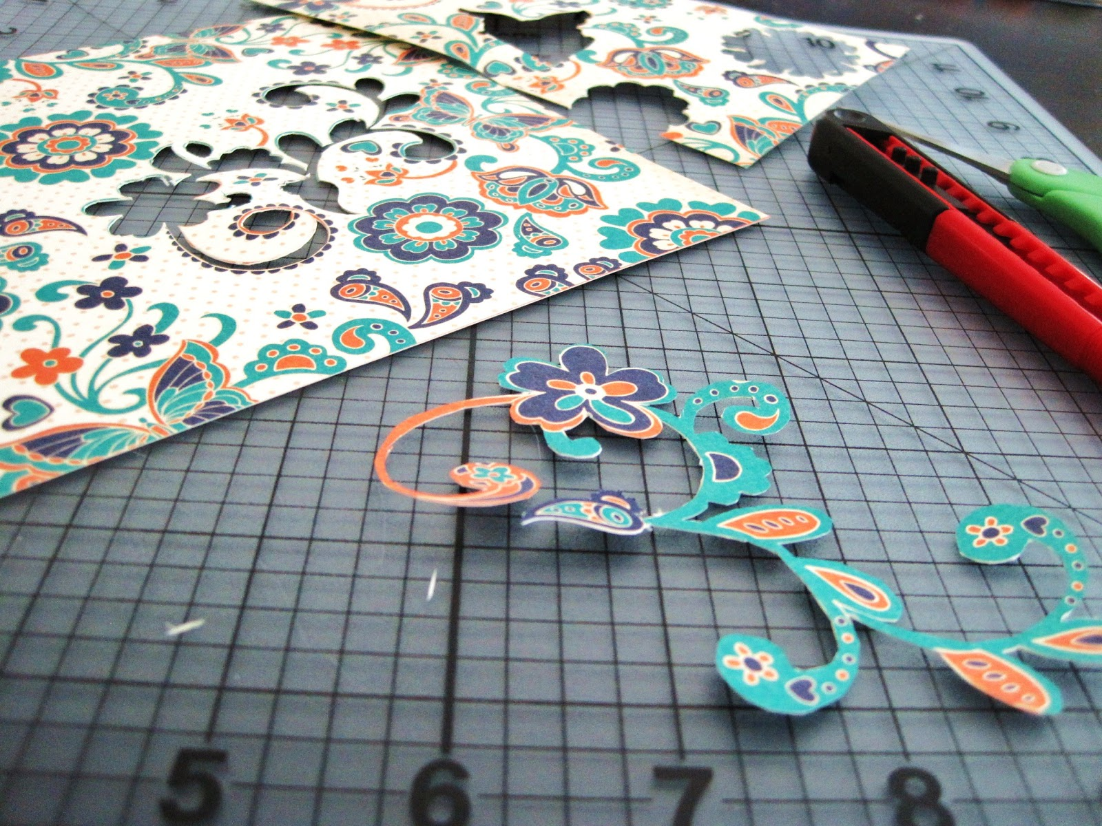 how to make die cuts without a machine