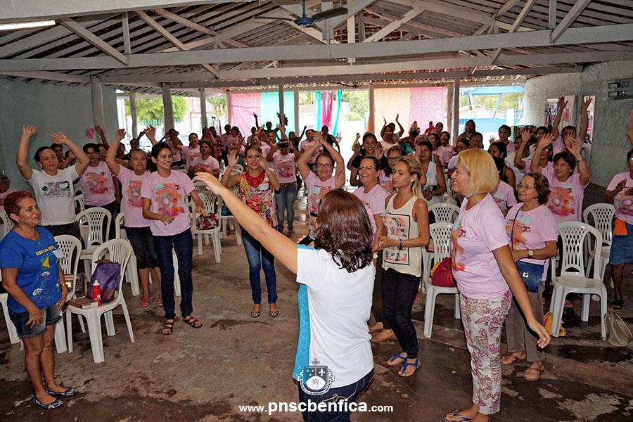 mulheres de fé benfica
