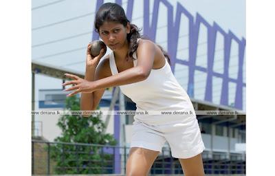 Derana Miss Sri Lanka 2012 - Miss Energetic