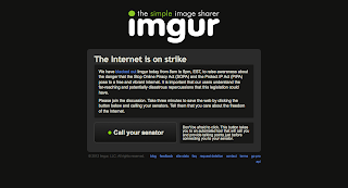 ImgUR Stop Online Piracy Act