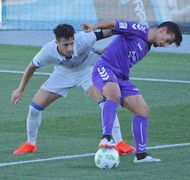 Mayoral, convocado con el primer equipo del Real Valladolid