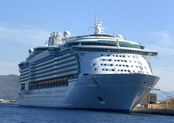 CRUISE SHIPS Biggest Cruise Ships