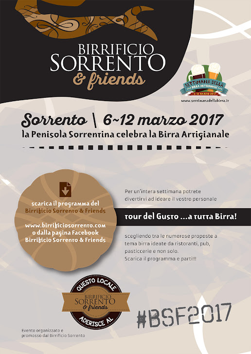 Birrificio Sorrento & Friends 2017