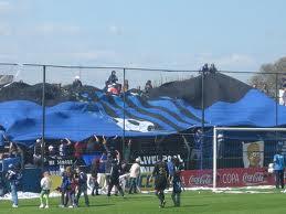 hinchadas uruguayas