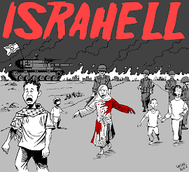 Israel quer exterminar os palestinos