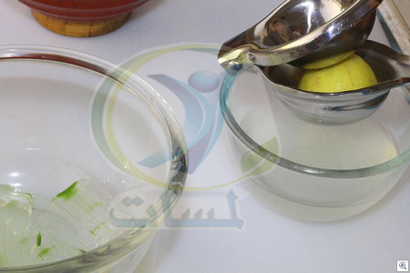 بالصور: طريقة تحضير قناع الألوفيرا للشعر الجاف و المجهد