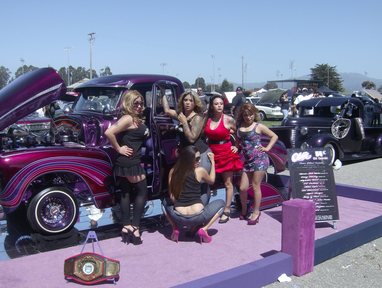 Rafaels Blog THE SALINAS STREETLOW MAGAZINE CAR SHOW - Salinas car show