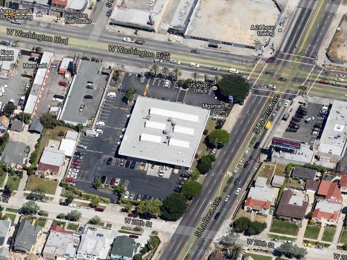 Los Angeles Morgue Files Musician Ray Charles 2004