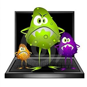 tips virus, mengatasi virus, mengenali virus, virus komputer, bahaya  virus