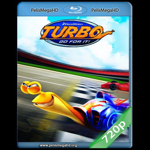 TURBO (2013) 720P HD MKV ESPAÑOL LATINO