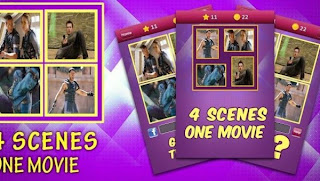 Answers for 4 Scenes 1 Movie Level 1-40: