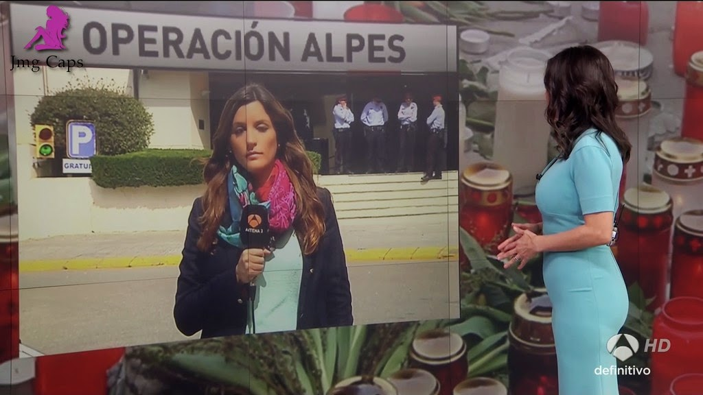 MONICA CARRILLO, ANTENA 3 NOTICIAS (29.03.15)