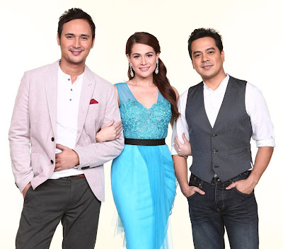 A Beautiful Affair Lead Stars: John Estrada, Bea Alonzo and John Lloyd Cruz