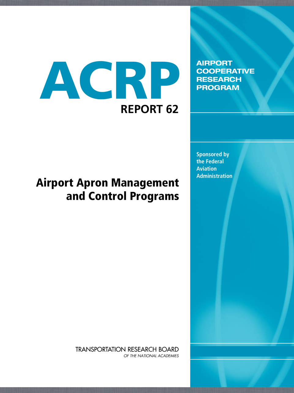About airport planning airport apron management and control acrp report 62 Airport planning and design course