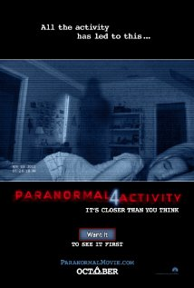 Paranormal Activity 4 Tops Box Office
