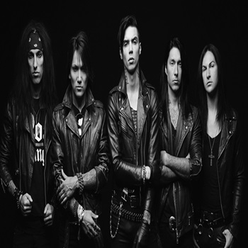 Banda - Black Veil Brides