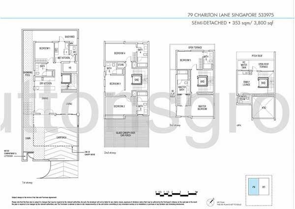 Charlton 18 Floor Plans