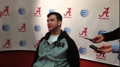 A.J. McCarron got fat on the awards season circuit.